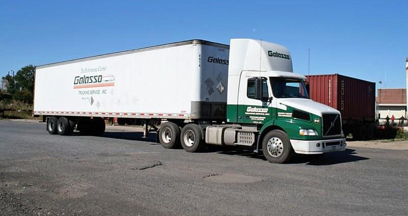 Galasso Trucking | Home